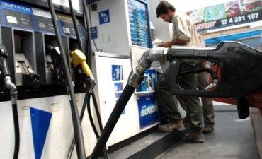 Vuelven a subir los combustibles un 6%