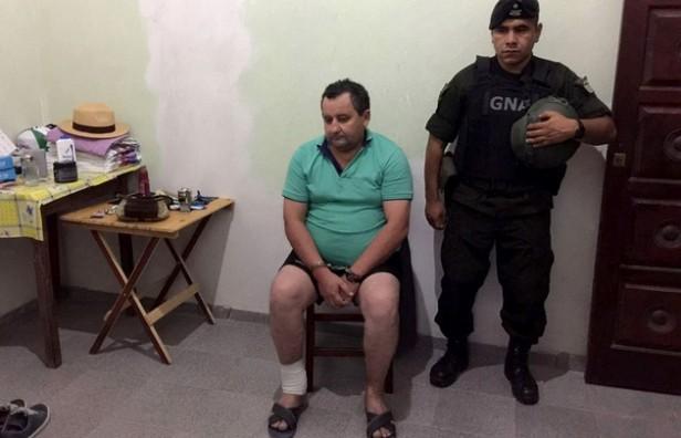 El intendente y vice de Itatí, detenidos por narcotráfico
