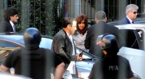 CFK pidió ser sobreseída en la causa Los Sauces