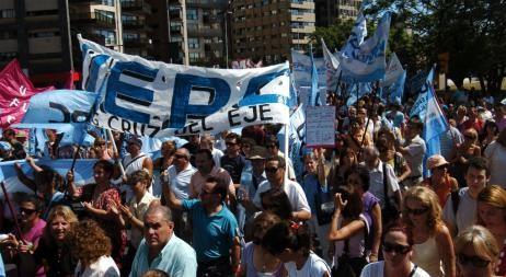 UEPC rechazó la propuesta salarial que le hizo el gobierno
