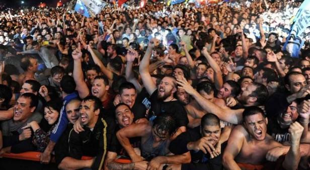 Imputaron a los productores del show del Indio Solari en Olavarría