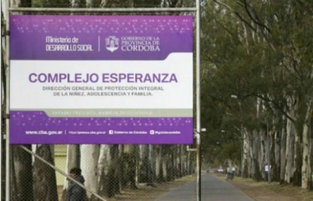 Buscan a dos chicos fugados del Complejo Esperanza