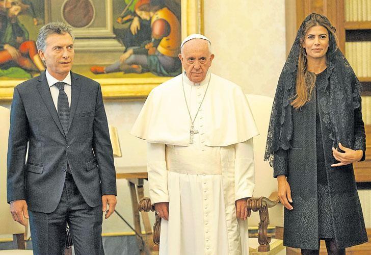 Macri le envió una carta al papa Francisco
