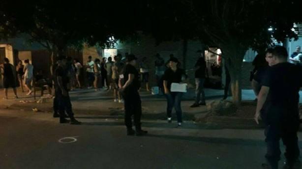 Acribillan a tres hombres en presunto ajuste narco en Rosario