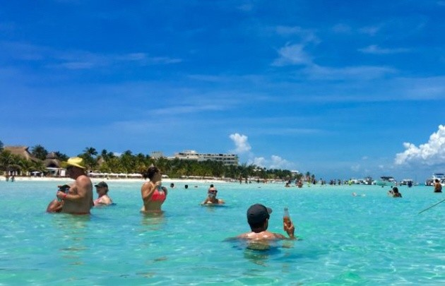 Emitien alerta para quien viaje a Playa del Carmen
