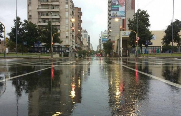 Se prevén tormentas para hoy en el centro de país