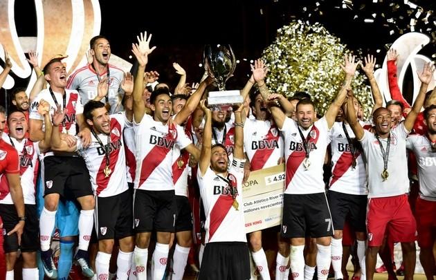 En un vibrante superclásico, River venció a Boca y se quedó con la Supercopa Argentina