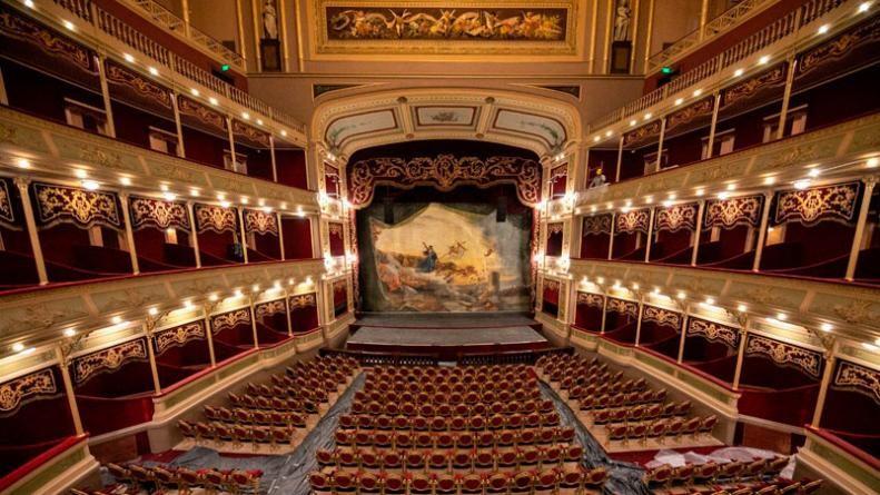 El Teatro del Libertador San Martín reabrió sus puertas