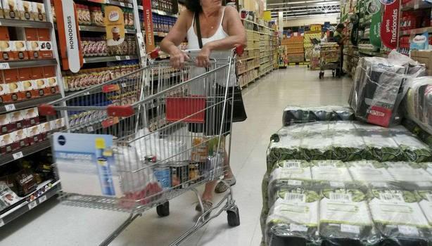 Inflación imparable: en febrero fue 3,8% y suma 51,3% en 12 meses
