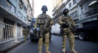 Macri abre la Conferencia de la ONU con un esquema de seguridad G20 a escala