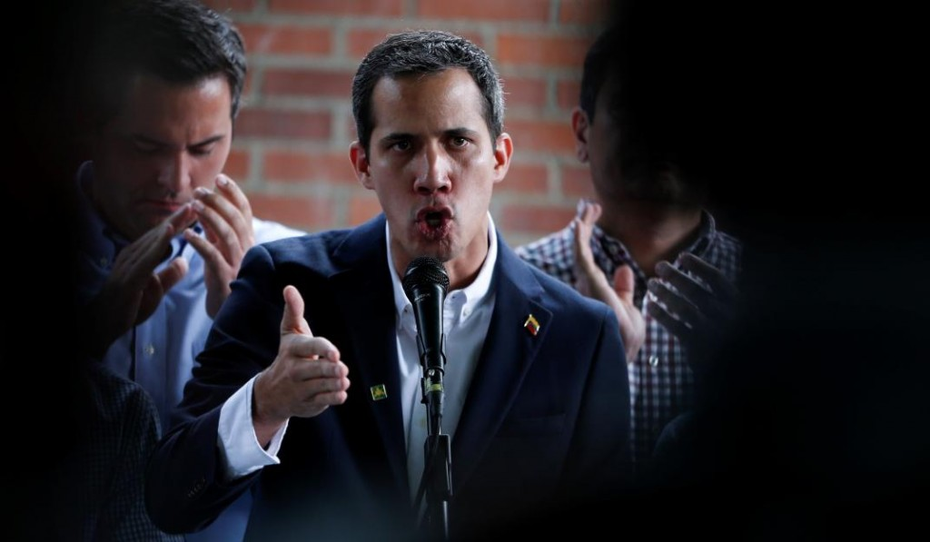 Secuestran a la mano derecha de Juan Guaidó