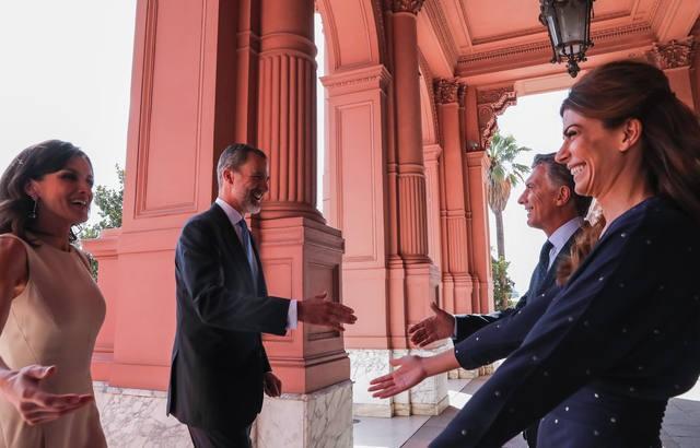 Gran operativo de seguridad por visita de reyes españoles a Córdoba