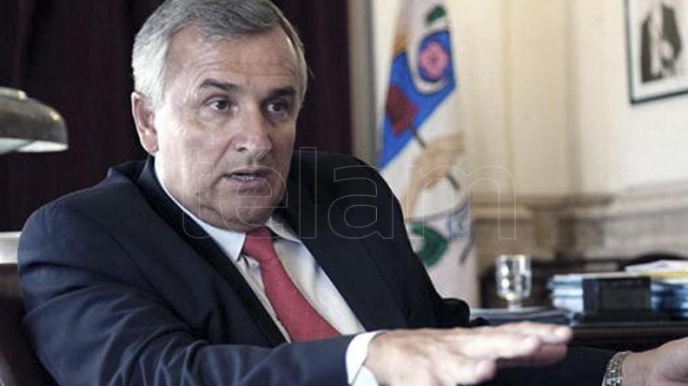 La UCR en pleno se reunirá en Jujuy, en señal de respaldo a Gerardo Morales