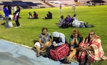 Otros temblores en Chile: siguen las réplicas del sismo
