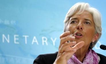 La directora del FMI contestó a Capitanich: