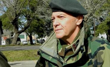 Denuncian al general César Milani por las tareas sociales del Ejército
