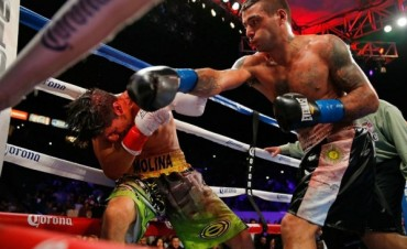 Matthysse le ganó por KOT a John Molina en una final de película