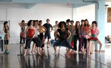 Seminario de danza, Percusión y canto africano