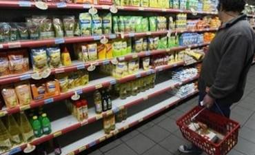 Por el efecto inflacionario las ventas en súper crecieron 34,5% y en shopping 29,4%