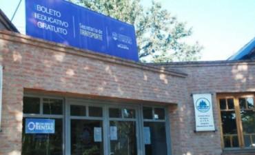 Abren una oficina del Boleto Educativo Gratuito