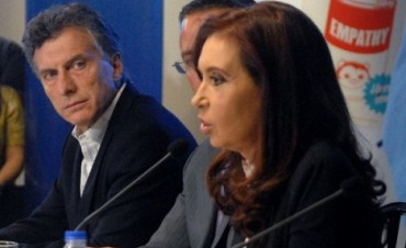 Mauricio Macri prometió que investigará a Cristina Kirchner si es elegido Presidente