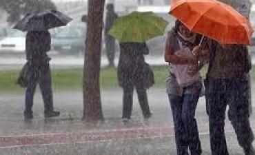 Alerta por fuertes tormentas en Córdoba