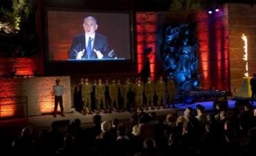 Netanyahu comparó a Irán con Alemania nazi: