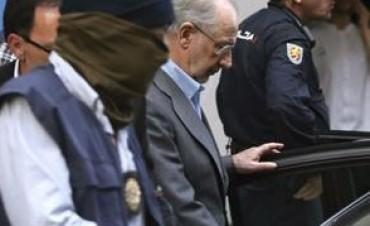 Detuvieron al ex director del FMI Rodrigo Rato por fraude fiscal y lavado de dinero
