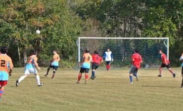 Fútbol en los barrios