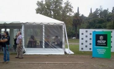 Asistencia Jurídica Gratuita: Asesoría Móvil Visita Villa Allende