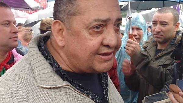 """D'Elía: """"Si Cristina queda detenida se acaba la democracia"""