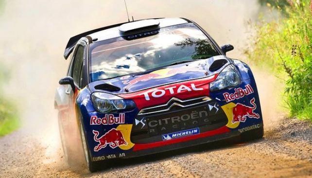 Córdoba a puro motor del Rally Mundial