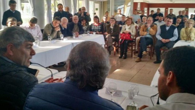 Buryaile en Córdoba: emergencia nacional para el este y aportes para obras
