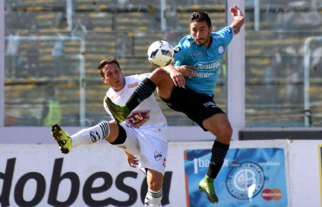 Belgrano empató con Quilmes
