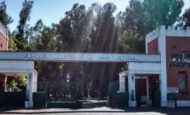 Encontraron un arsenal sin declarar durante un allanamiento a Fabricaciones Militares