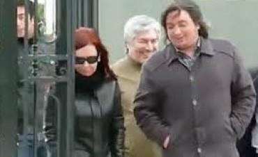 Lázaro Báez tiene documentos que comprometen a Máximo y Cristina Kirchner