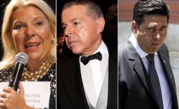 """Carrió apura a Macri: """"La renuncia de Oyarbide prueba su acuerdo con Angelici"""""""