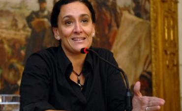 Gabriela Michetti habló de la denuncia penal por tuits falsos: