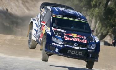 Latvala fue el mejor en un viernes emocionante y saca una luz de ventaja en el Rally Argentina