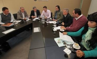 Más recursos para municipios y comunas del interior