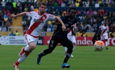 River cayó ante Independiente del Valle en Ecuador