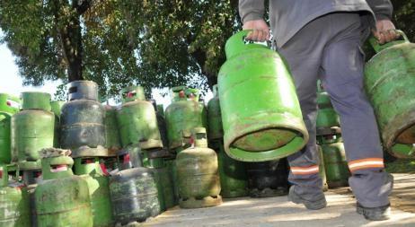 El Gobierno aumenta el subsidio para las garrafas de 10 kilos