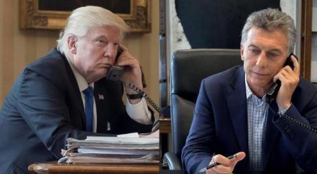 Macri confirmó su reunión con Donald Trump
