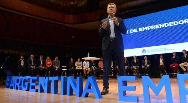 Macri se refirió a los gremios docentes: