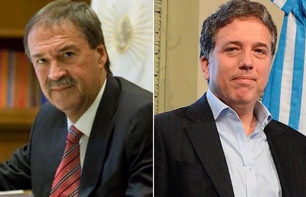 Schiaretti y Dujovne se reunirán el viernes en Buenos Aires