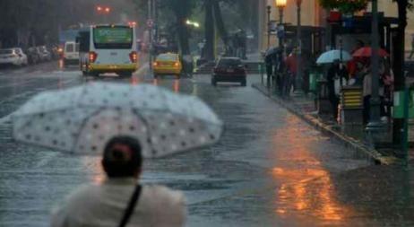 Rige alerta meteorológica para Córdoba