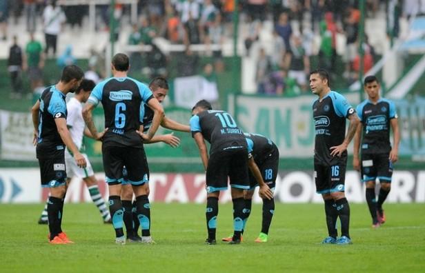 Belgrano sin envión para el clásico, perdió en su visita a Banfield