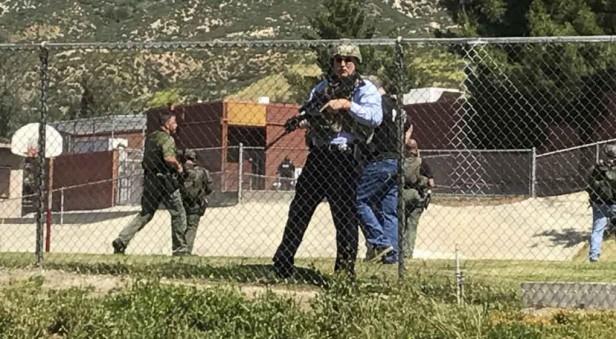 Tiroteo en una escuela primaria de California deja cuatro muertos