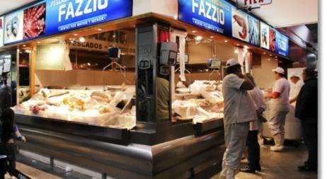 Se venden a buen ritmo pescados y mariscos para Semana Santa
