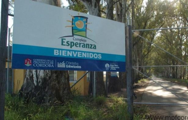 Investigan la fuga de menores en el Complejo Esperanza